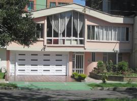 Touristic House, habitación en casa particular en Bogotá