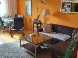 Belvedere,cosy apartment, private room ,10 minutes from Vienna centre !