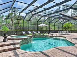 Luxury Home w/ Private Acreage ~3 Mi to Golf!