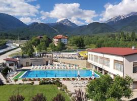 Regnum Bansko Ski Hotel & SPA, хотел в Банско