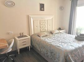 Suite Romántica en el apartamento