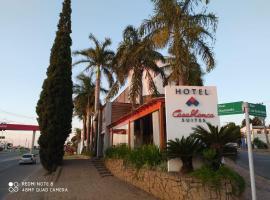 Hotel Casablanca Suites, hotel em Indaiatuba