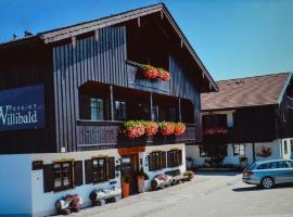 Pension Willibald, Hotel in der Nähe von: Bayernhanglift, Bad Tölz