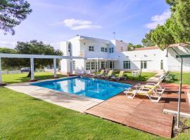 Villa Ipanema, hôtel à Tróia