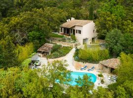 Beautiful Villa with in Les Arcs with Swimming Pool