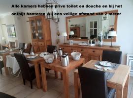 Bed and Breakfast Katwijk, hotel near TheaterHangaar, Katwijk aan Zee