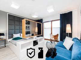 Bed&Bath Luxury Apartments, apartment in Kraków