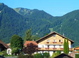 Zum Heisn, Hotel in der Nähe von: Bayernhanglift, Lenggries