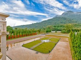 山の翡冷翠莊園民宿,花蓮市的家庭旅館