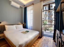 Wings of Galata Hotels