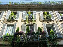 Antica Locanda Dei Mercanti, hotel in Milan