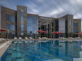 Crystal Inn by Almasa - El Alamein, hotel in El Alamein