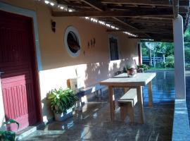 Sítio Ramos, vacation home in Cunha
