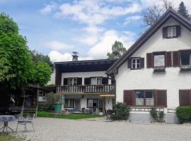 Ferienwohnungen Haus Unterberger