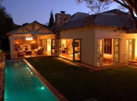 Parkwood Boutique Hotel, hotel near Gold Reef City, Johannesburg