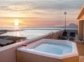 Majestic Penthouse in the heart of Patra, self catering accommodation in Patra