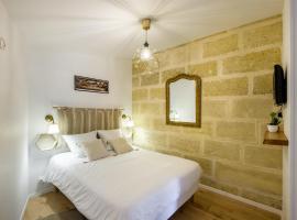 Suite Cosy indépendante à coté d'une maison typique de Bordeaux