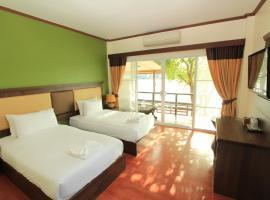 Baantip Suantong, hotel in Amphawa