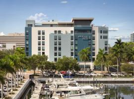 SpringHill Suites by Marriott Bradenton Downtown/Riverfront, hotel in Bradenton