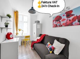 Park Apartment Rooms Lodz Centrum