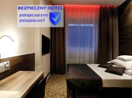 Nu Hotel, hotel in Łódź