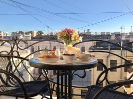 Anabel Apartments at Nevsky 88