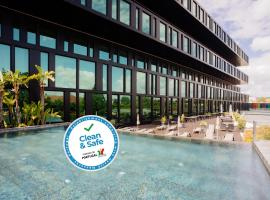 Axis Viana Business & SPA Hotel, spa hotel in Viana do Castelo