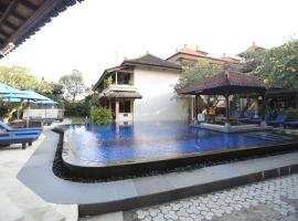 Fat Yogi Cottages, hotel near Hard Rock Cafe, Kuta
