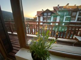 Borovets Hills Apartments Resort and Spa - Evergreen Suite, hotel in Borovets
