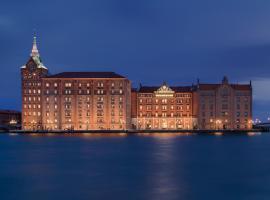 Hilton Molino Stucky Venice, hôtel pour les familles à Venise