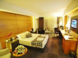 실리브리 파크 호텔