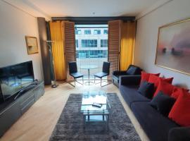 Apartments sony center G: Berlin'de bir kiralık tatil yeri