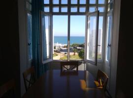 Bel appartement vue sur mer