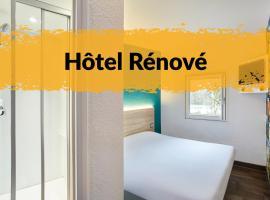 hotelF1 Dole - Rénové
