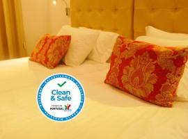 Lisbon City Apartments & Suites by City Hotels, hôtel à Lisbonne près de: Musée de l'Eau