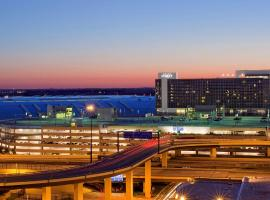 Grand Hyatt DFW Airport, hotel near Dallas-Fort Worth International Airport - DFW,
