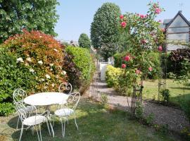 Studio au Jardin des Plantes ROUEN, hotel near Parc des Exposition de Rouen, Sotteville-lès-Rouen