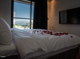 סלפי מלון בוטיק, מלון בטבריה