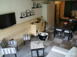 Charming flat with balcony at the heart of Les Arcs 1800, ski-in - Welkeys