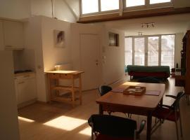 Sfeervol rustig appartement