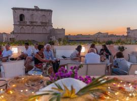 BADIA NUOVA Apart Hotel , Restaurant , Rooftop Lounge Bar, hôtel à Trapani