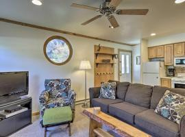 NEW! Cozy Living in Ouray, 1 Block Walk to Main St, pet-friendly hotel in Ouray