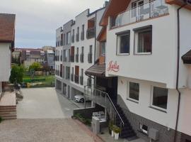 Apartamenty Julia APARTAMENTY OZONOWANE – hotel w mieście Ustronie Morskie