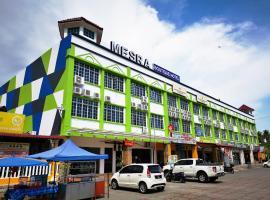 Mesra Boutique Hotel, hotel in Port Dickson
