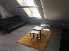 Grand appartement centre ville St Quentin