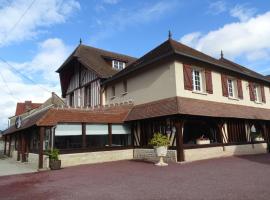 Le Vauban, hotel in Merville-Franceville-Plage