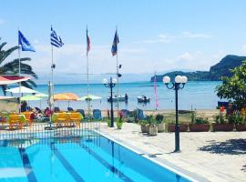 Akti Aphrodite hotel, pet-friendly hotel in Sidari