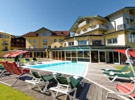 Hotel Moser, hotel v Schladmingu