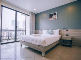Kiera Hotel, отель в Хошимине