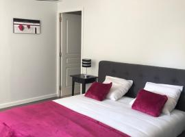 Le Nid du Franc, budget hotel in Avranches